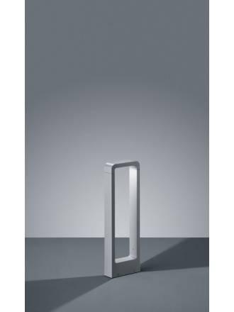Lampara de pie Reno 5w LED 50cm color gris de Trio