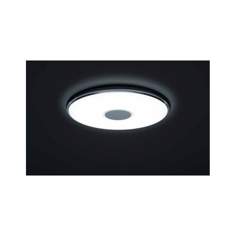Plafon de techo Tokyo LED 50w regulable con mando de Trio