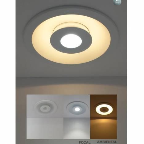 CRISTALRECORD Eye round recessed light LED