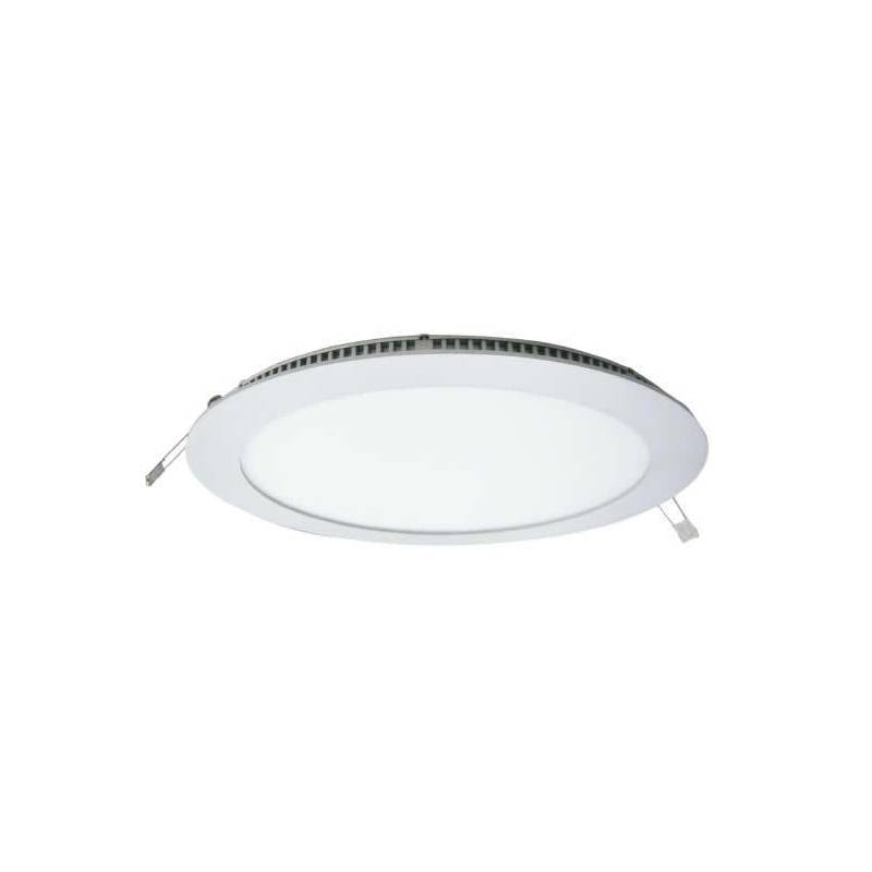 maslighting downlight led eco 18w smd round white. Black Bedroom Furniture Sets. Home Design Ideas