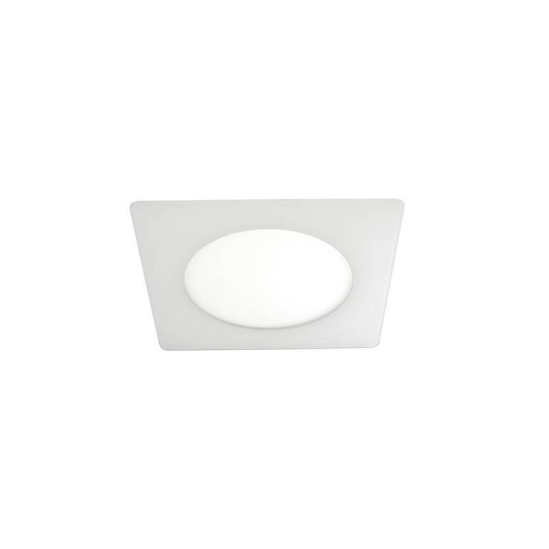 CRISTALRECORD Novo Lux square downlight LED 6w white