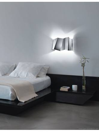 BRILLIANCE Future wall lamp 2L metal colors