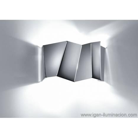BRILLIANCE Future wall lamp 2L metal colors