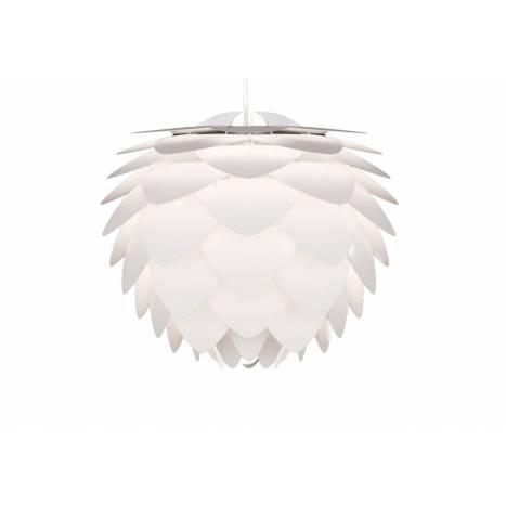 VITA Silvia pendant lamp 35cm white