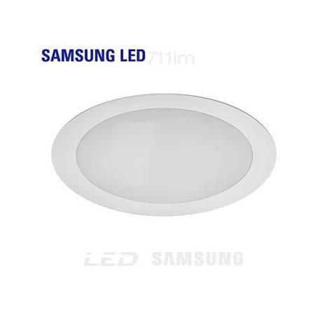 Donwlight LED 25w Zen circular blanco Beneito Faure