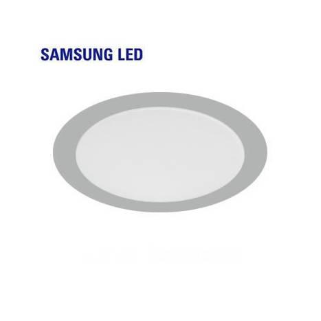 Downlight LED 25w Zen circular gris Beneito Faure