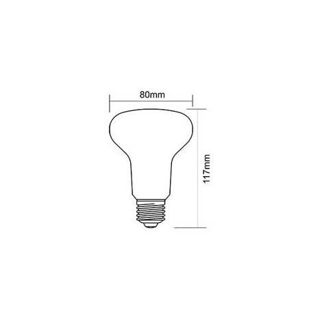 BENEITO FAURE R80 E27 LED Bulb 10w 220v