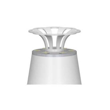 BENEITO FAURE Standard Transparent E27 LED Bulb 7w 220v