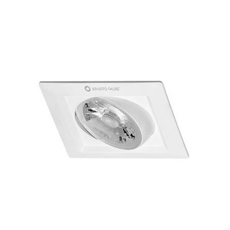 BENEITO FAURE Compac square recessed light LED 8w