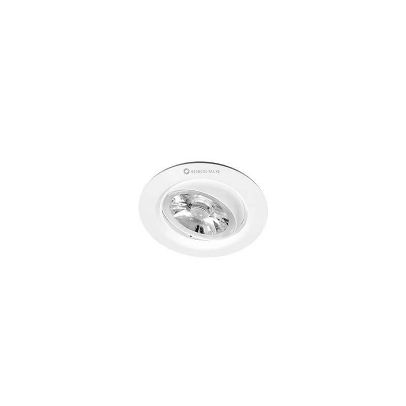 Foco empotrable Compac LED 8w circular de Beneito Faure