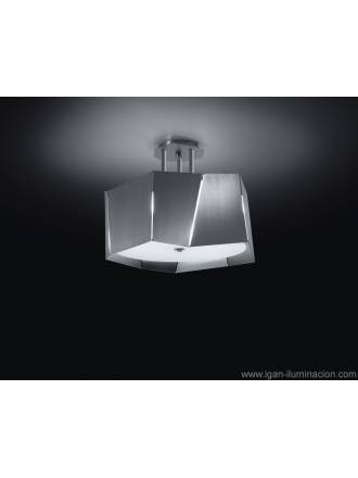 BRILLIANCE Axis ceiling lamp 3L colors