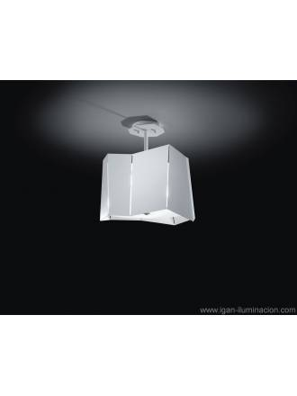 BRILLIANCE Axis ceiling lamp 2L colors