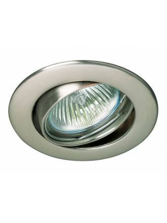 MASLIGHTING 202 round recessed light inox