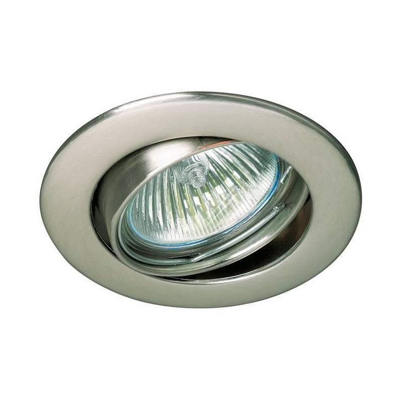 MASLIGHTING 202 round recessed light inox