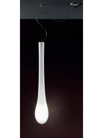 VISTOSI Lacrima pendant lamp 1L displaced