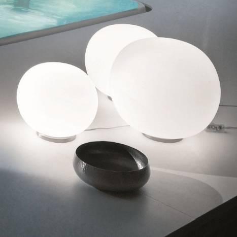 VISTOSI Lucciola table lamp blown glass