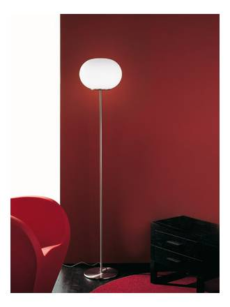 VISTOSI Lucciola floor lamp blown glass