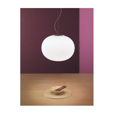 VISTOSI Lucciola pendant lamp blown glass