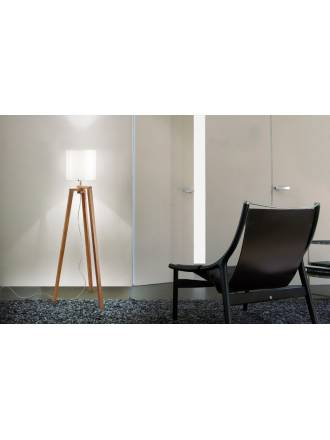 VISTOSI Trepai floor lamp glass