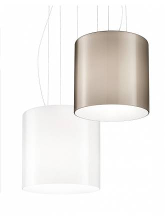 VISTOSI Trepai pendant lamp glass