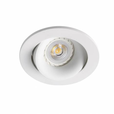 FARO Argón round recessed light