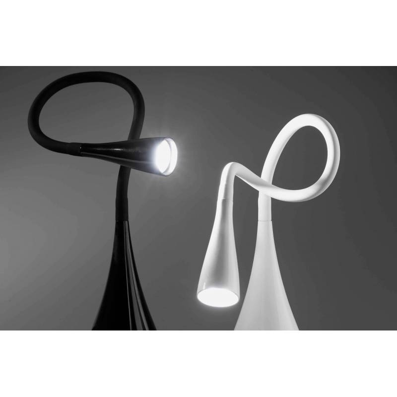 Faro lena table lamp led black