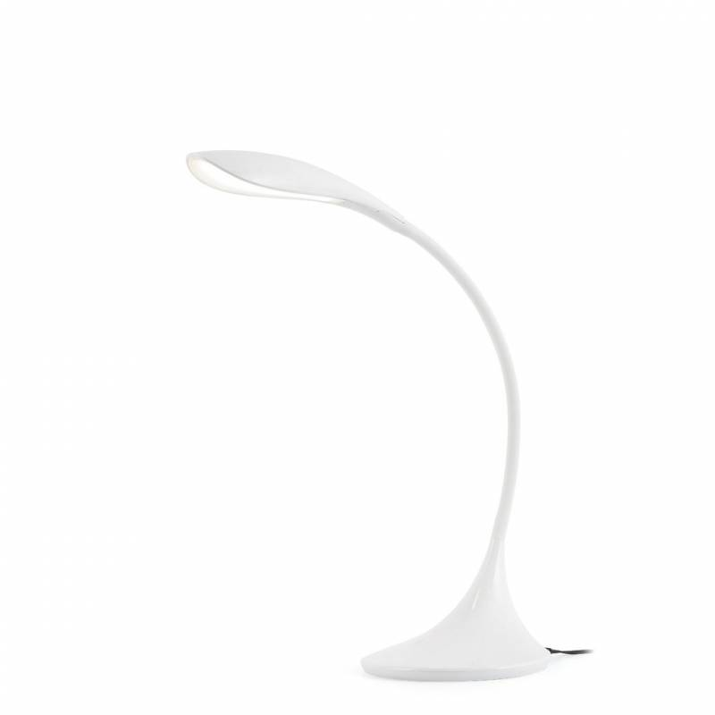 f5e4c4c31b1 Lámpara de mesa Otto LED 6w blanco regulable - Faro