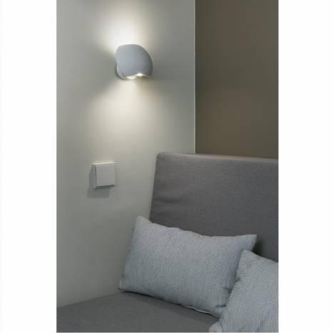Aplique de pared Swing LED metal de Faro
