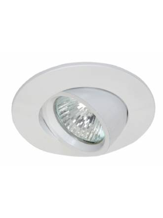 MASLIGHTING 203 round recessed light white