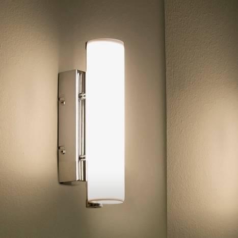 FARO Siret wall lamp LED chrome