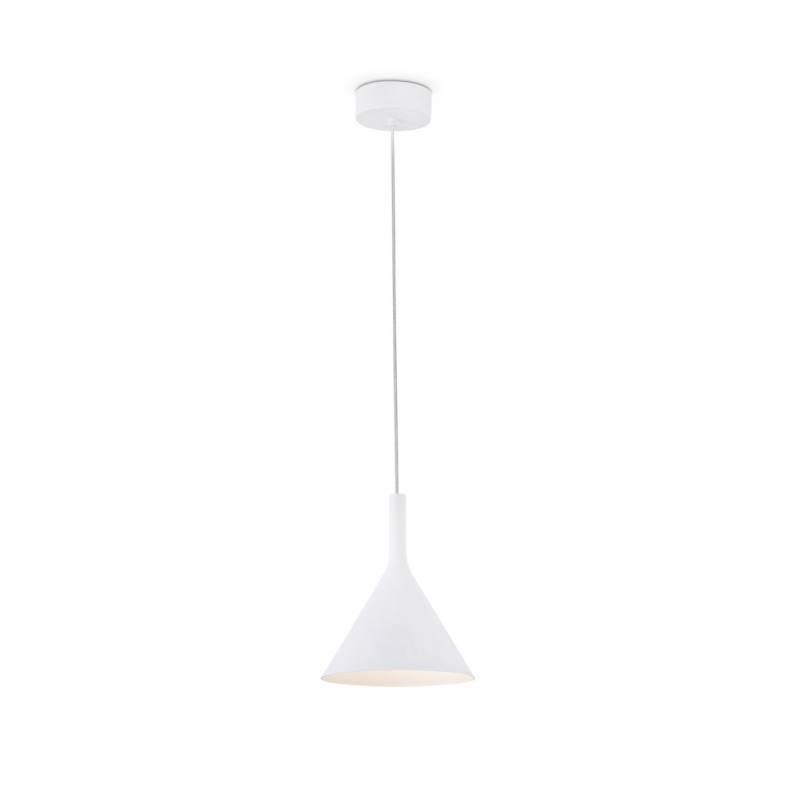 FARO Pam pendant lamp LED white