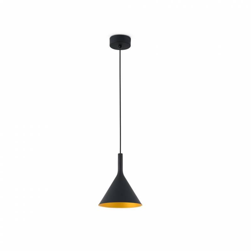 FARO Pam pendant lamp LED black