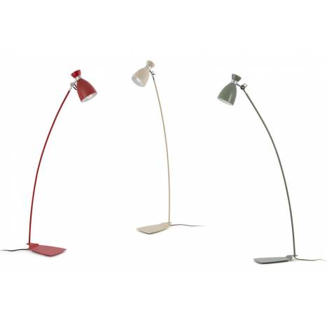 FARO Retro floor lamp 1L colors