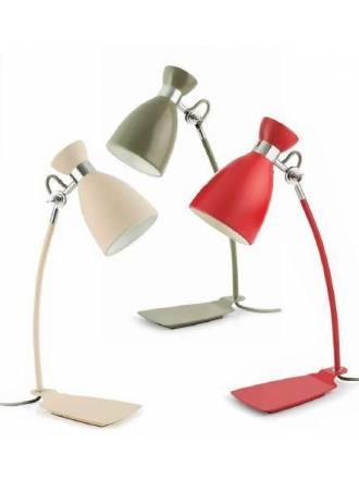 FARO Retro table lamp 1L colors