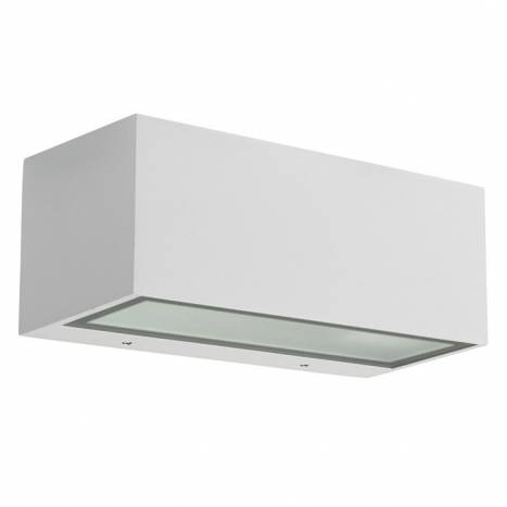 Aplique de pared Nemesis E27 blanco de Leds C4