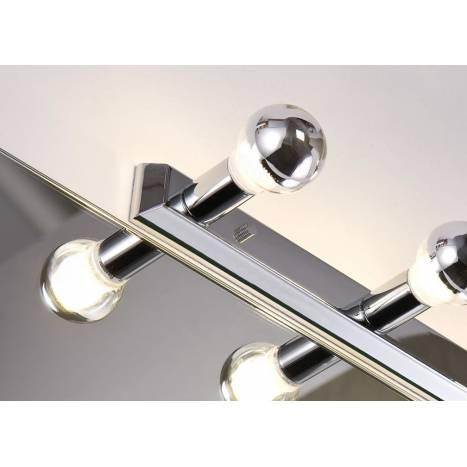 PAULMANN Regula mirror lamp 5L chrome