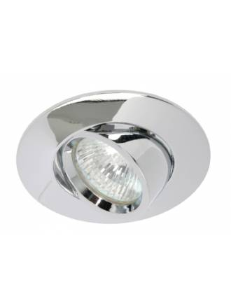MASLIGHTING 203 round recessed light chrome