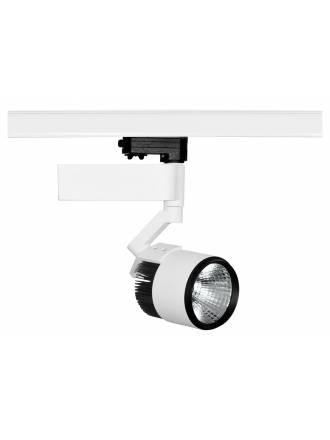 Foco de carril Pro LED 17w de Beneito Faure