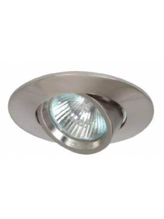 MASLIGHTING 203 round recessed light inox