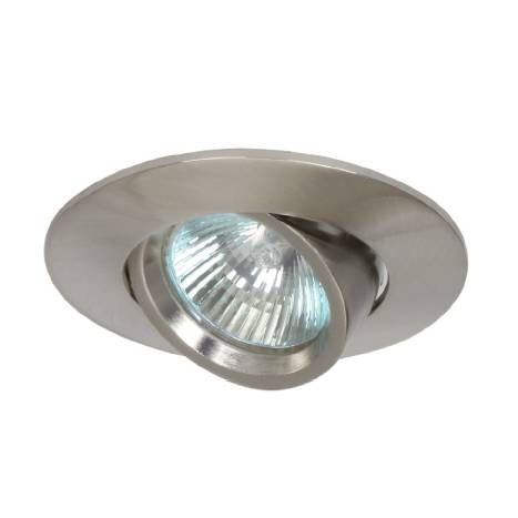 MASLIGHTING 203 round recessed light inox