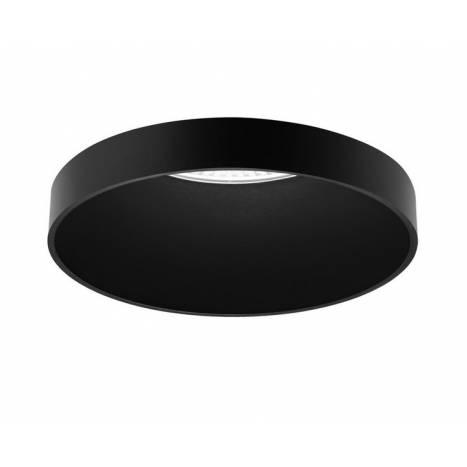 Foco empotrable Ringo 01 negro de Onok