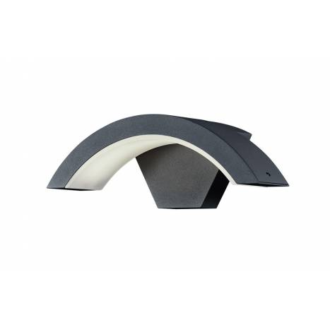 Trio Harlem outdoor wall lamp LED 6w anthracite