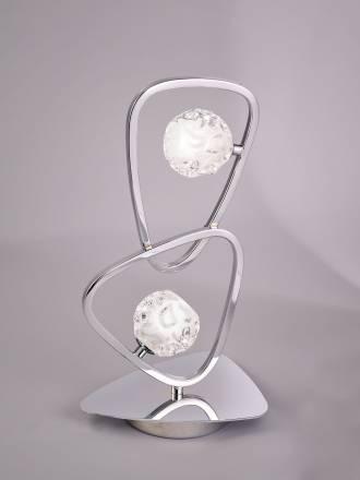 Lampara de mesa Lux 2 luces de Mantra