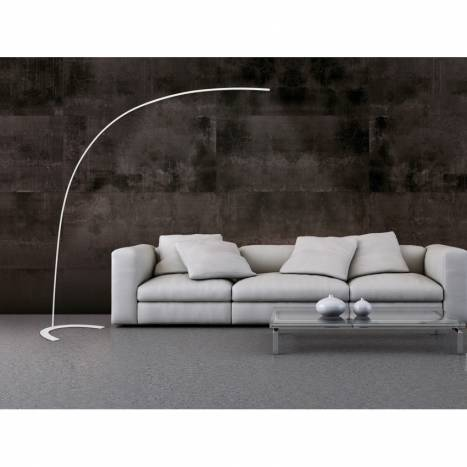 TRIO Shangai floor lamp LED 18w dimmable white