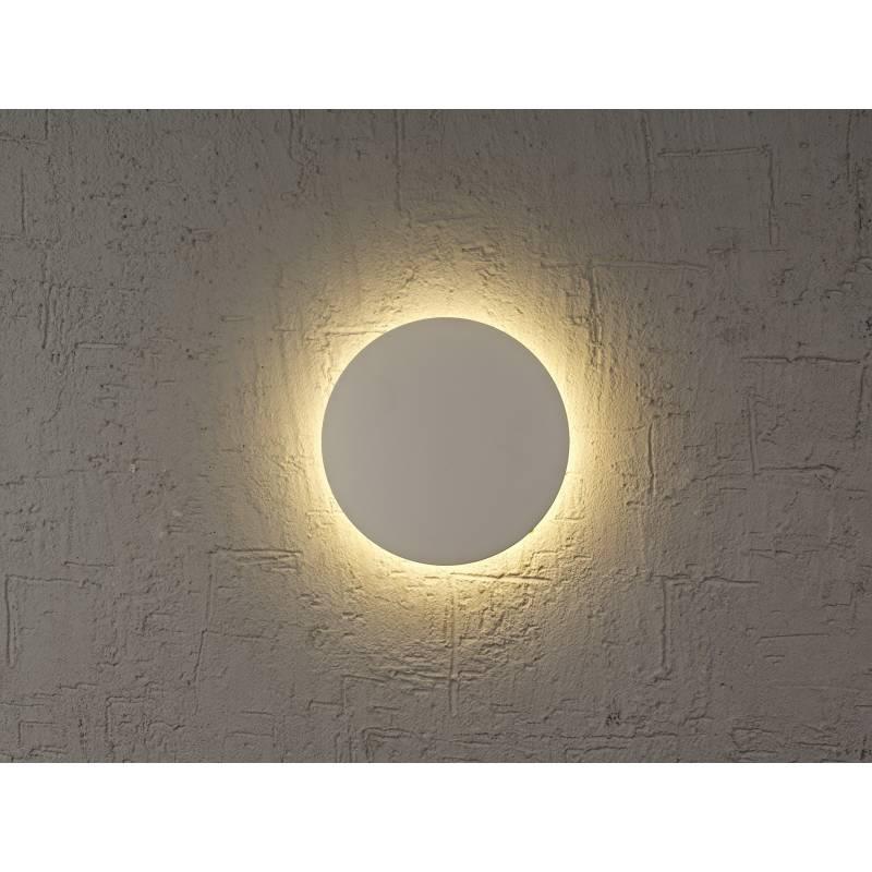 MANTRA Bora Bora wall lamp LED round white