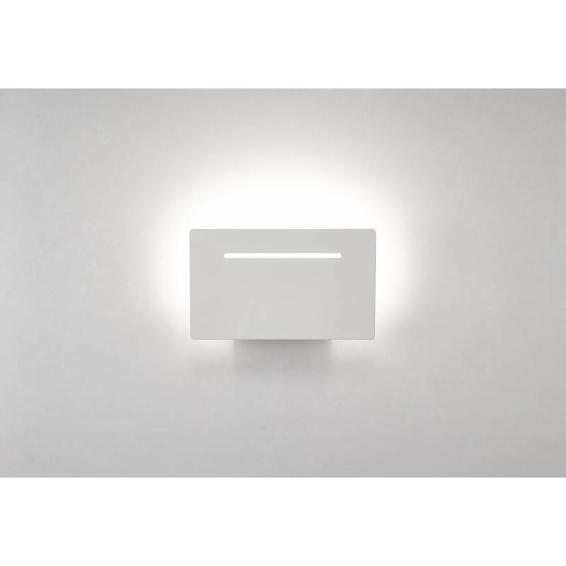 Aplique de pared Toja LED blanco de Mantra