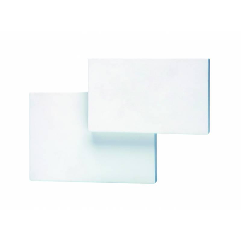 Aplique de pared Tahiti LED rectangular de Mantra