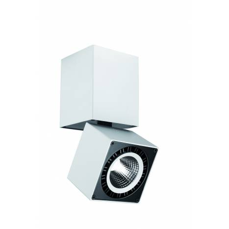 MANTRA Columbretes surface spotlight LED square