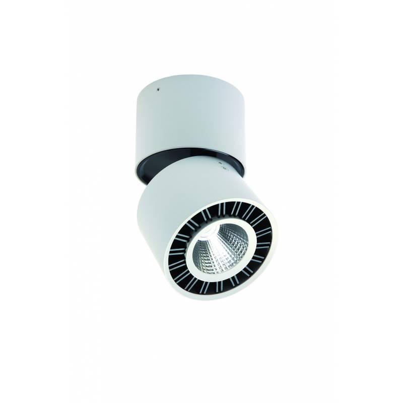 Foco de superficie Columbretes LED redondo de Mantra
