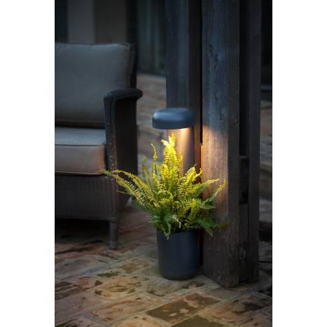 FARO Grow dark grey beacon LED 50cm